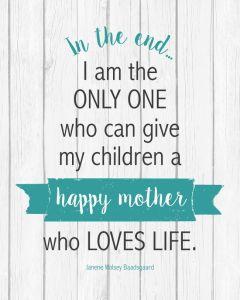 Happy Mom